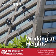 Working at Heights Safety Equipment