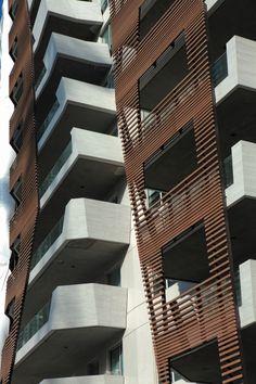 Milano City Life, Daniel Libeskind, Casalgrande Padana.