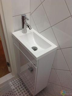 Мини-раковина в туалете