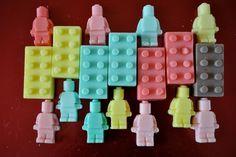 Lego soaps | notonthehighstreet.com