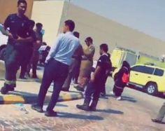 ▫️ إصابة 41 طالبة إثر التدافع داخل كلية التميز بـ الخبر ▫️ #الطوارئ ▫️ #المنطقة_الشرقية ▫️ #كلية_التميز ▫️ #محافظة_الخبر ▫️