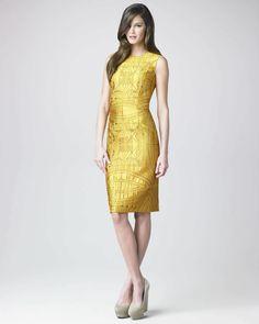 e1f533de4 Vera Wang Cocktail Dresses 2014