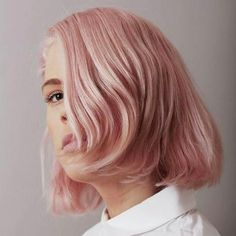 18 Pictures That Will Make You Want To Dye Your Hair Millennial Pink