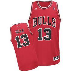 camisetas chicago bulls No.13 revolution 30 roja http://www.camisetascopadomundo2014.com/