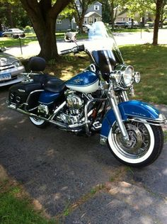 Harley-Davidson Road King ℋ