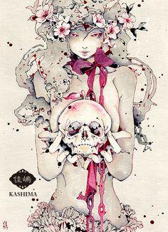 antipahtico: Kashima ~ 「佳嶋」