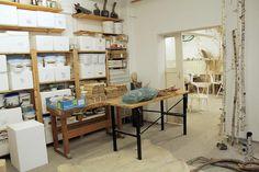two lives Einklang / Werkstatt-Atelier: Auch heute wieder...