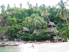The Sanctuary, Koh Phangan, Thailand.    June 2014?