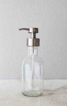 Elegant Under Sink soap Bottle