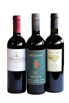 Vino Italiano grande: Super Tuscans blend diverse grapes with the romance of Italy - February 2013