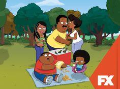 Os Brown-Tubbs, muito mais que uma família unida.  The Cleveland Show - Segunda a Quinta 01h30  #TheClevelandShowBR Confira conteúdo exclusivo no www.foxplay.com
