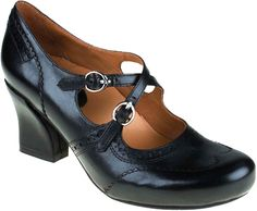 Earthies Essex Women's Dress Shoes (Black)