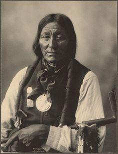 White Buffalo, Arapaho.(1898)