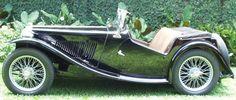 Auto MG TC