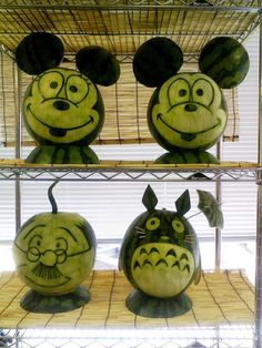 Watermelon Art - A delight for Summer - PickChur