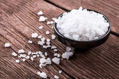 pulire con il sale in casa