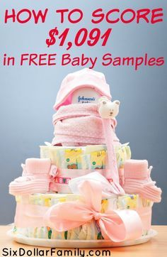 Babies are so expensive! Help cut your costs OVER $1,000 in FREE Baby Samples! Diapers, feeding and more!