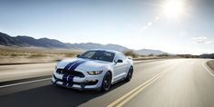 Mustang Shelby GT350 2016
