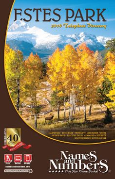 ESTES PARK (Colorado) 2014 Yellow Pages and White Pages | Visit www.namesandnumbers.com/colorado/estes-park/yellow-pages to search for local business and residential information in Estes Park, CO and the surrounding area.