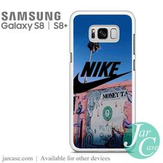 Nike in Gravity Phone Case for Samsung Galaxy S8 & S8 Plus