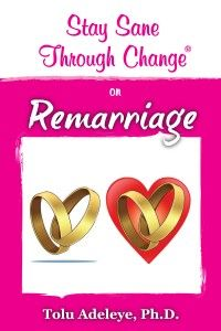 Stay Sane Through Change (R) - Remarriage $9.99