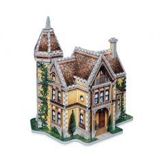 Puzzles & Geduldspiele 3D-PUZZLE Wrebbit Spiel Deutsch 2013 TAJ MAHAL