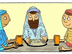 Free Visuals:  On the road to Emmaus  Jesus appears to two disciples as they walk to Emmaus. Luke 24:13-35