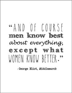 George Eliot Middlemarch literary quote by JenniferDareDesigns, $7.00