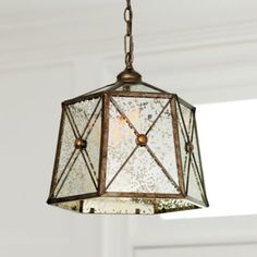 Rennes 1-Light Pendant. Wouldn't this look great in the hall bath at Tillery Rd.?- hanging over the mirror