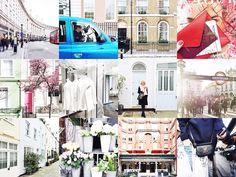 On Instagram \ paris in four months