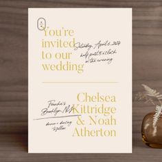 Emmaline Bride - Handmade Wedding Blog One big question you may be wondering as you pick out invites is… when to send out wedding invitations? by petra kern It's important to know when to mail them… Handmade Wedding Blog