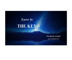 Love is the key. Just Be You Quotes, Life And Death, Be Yourself Quotes, Consciousness, Grief, Creativity, Healing, Key, Love