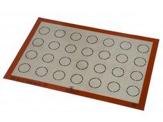 Feuille/Toile de cuisson macarons SILPAT 58,5x38,5