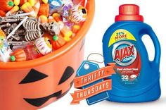 FACEBOOK COUPON $$ Save $2/1 Ajax Laundry Detergent = Only $0.50 Per 39-Load Bottle at Walmart! Restaurant Coupons, Walmart Deals, Laundry Detergent, Cleaning, Bottle, Organization, Facebook, Getting Organized, Organisation