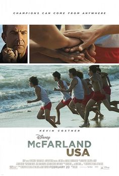 McFarland USA movie review. True story of Jim White and McFarland, California's high school cross country team who become the most unlikely of champions in this Disney movie.