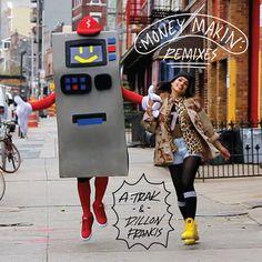 A-Trak & Dillon Francis - Money Makin' (45 King Bonus Beats Remix) by foolsgoldrecs by foolsgoldrecs, via SoundCloud
