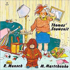 Mentor texts: classic and fun read aloud...great for problem solution and character traits.