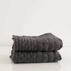 GREY SILK QUILT -   Zara Home Sverige / Sweden