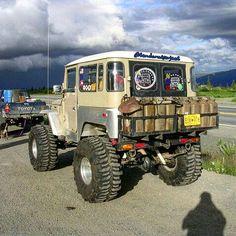 Toyota LandCruser fj40