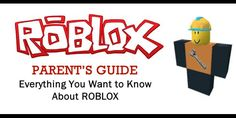 ROBLOX Game - Parent's Guide to ROBLOX - Digital Mom Blog