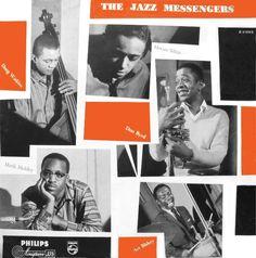 1960s Album Cover Art The modernity of jazz album