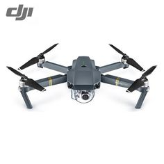 DJI Mavic Pro fly more combo or Mavic pro Standard Quadcopters Helicopters RC Drone 4K Camera FPV Small Pocket Camera Drones