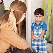 Helping children make transitions between activities