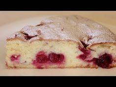 Kolač sa višnjama - Cherry Cake