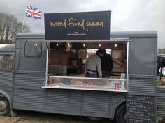 Street Food - Pizza Van Citroen H-Van