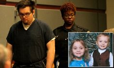 Father who poisoned, tortured and strangled his 3 and children is sentenced to death and says 'he won't plead for mercy' States In America, Oldest Child, 4 Year Olds, Sentences, Father, Death, Memories, Sayings, Children
