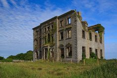 Inside Old Abandoned Mansions | tyrone house galway1 Exploring Mysterious Abandoned Mansions