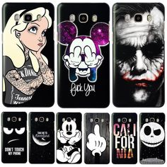 63c0252ad95 Cool Cartoon Hard PC Phone Back Cover Case For Samsung Galaxy 2016 2015  Mini Edge Note 3 Price history. Subcategory: Mobile Phone Accessories &  Parts.