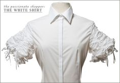 9.22.08 | The White Shirt | New York Social Diary