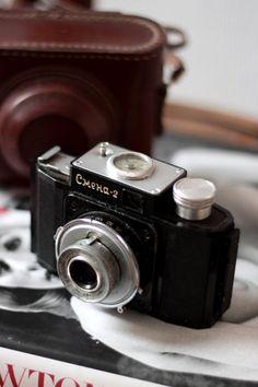 """Soviet camera """"Smena"""" 2."""